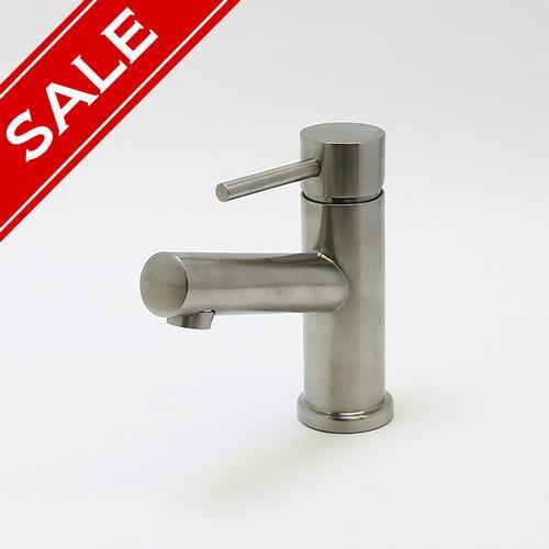 ステンレスシングルレバー洗面用混合栓