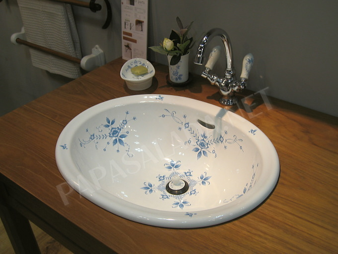 【Essence】オールドイングランド洗面器